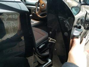 BMW118iのインロック