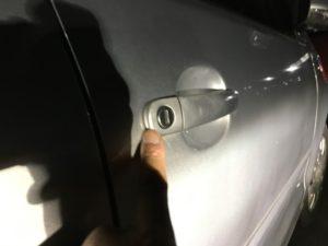 ワーゲンインロック開錠